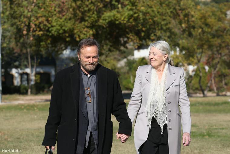 Az utóbbi években férjével, Franco Neroval együtt láthatjuk leggyakrabban