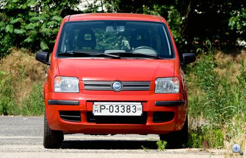 Pont a Fiat 500 ellentéte: mindene szögletes