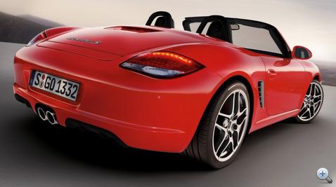 Porsche Bosxter S