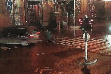 Murányi Marcell tavaly március 30-án a VII. kerületi Rottenbiller utca és István utca kereszteződésében elsodort egy kerékpárost és továbbhajtott.