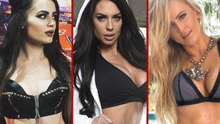 Legalább négy pankrátornő esett áldozatul az új keletű szexfotó-lopási hullámnak