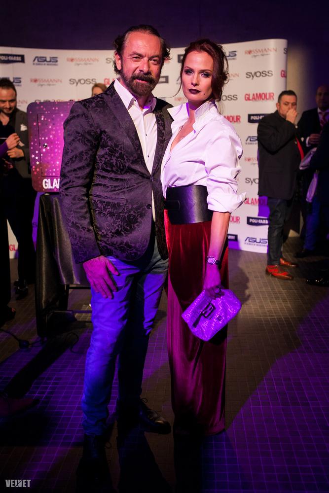 Dobó Kata és Zsidró Tamás az Instyle Award és a Kincsem premier után, itt is együtt jelentek meg.