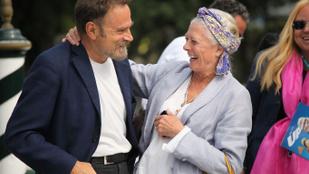 Vanessa Redgrave az apjával kapta rajta első férjét, Tony Richardsont