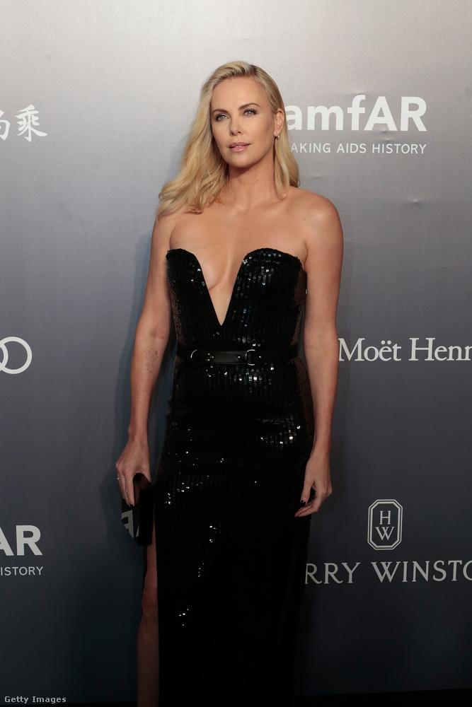Szokatlanul komoly szerepben láthatja most az Oscar-díjas színésznőt