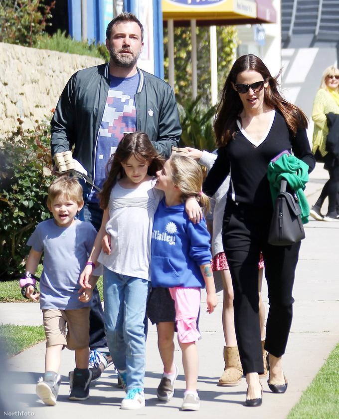 A 44 éves színész ugye azért vonult elvonóra nemrég, mert szeretne jobb apja lenni Jennifer Garnerrel közös gyermekeinek