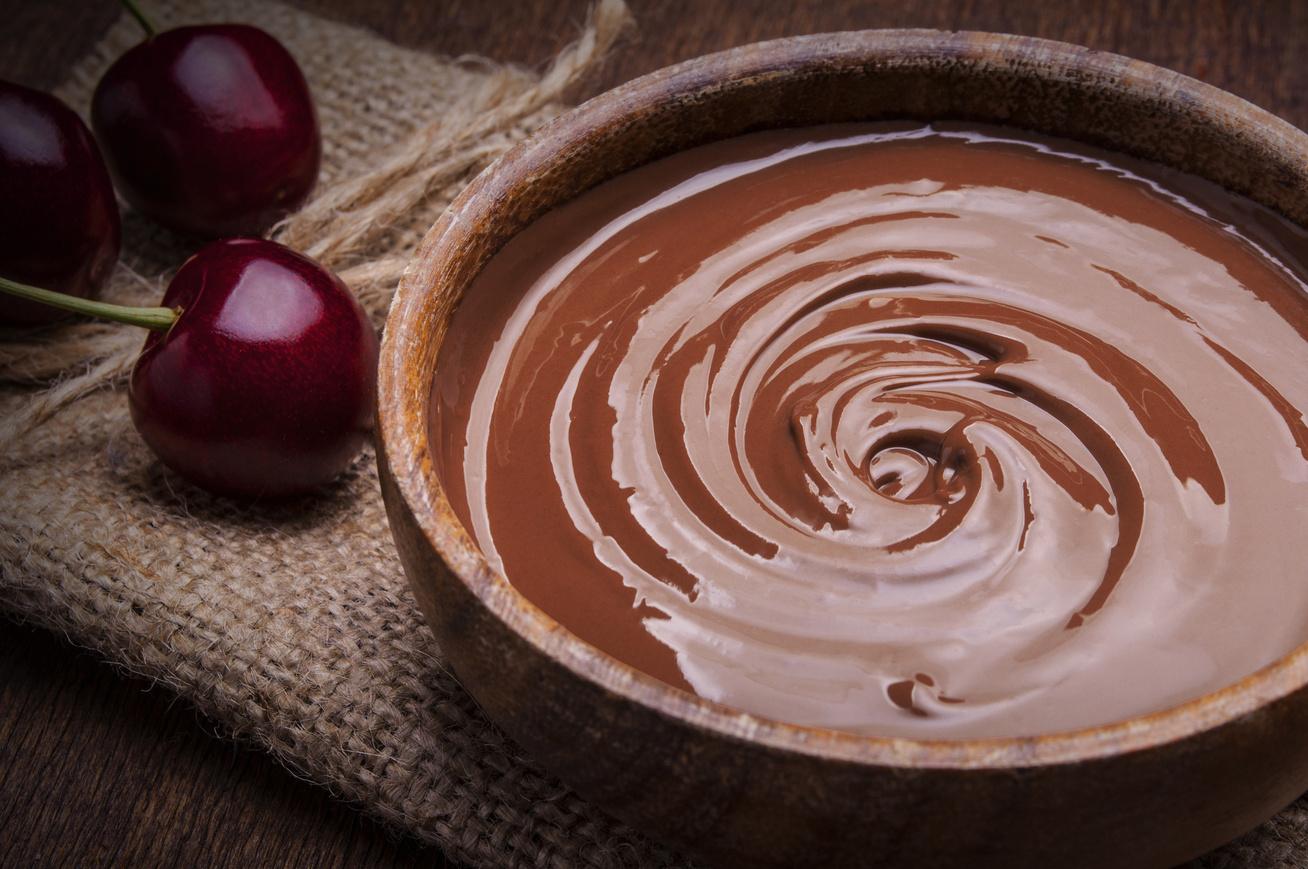 Így készül a tökéletes csokiganache - Ennél jobb csokoládékrém nincs is