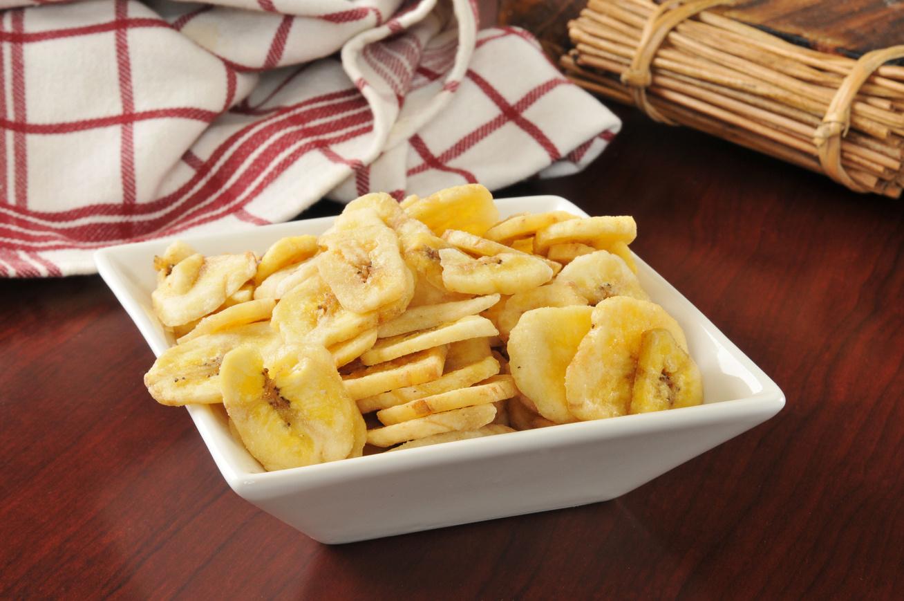 Így lesz tökéletes a házi banánchips - Készítsd el otthon, egészségesen