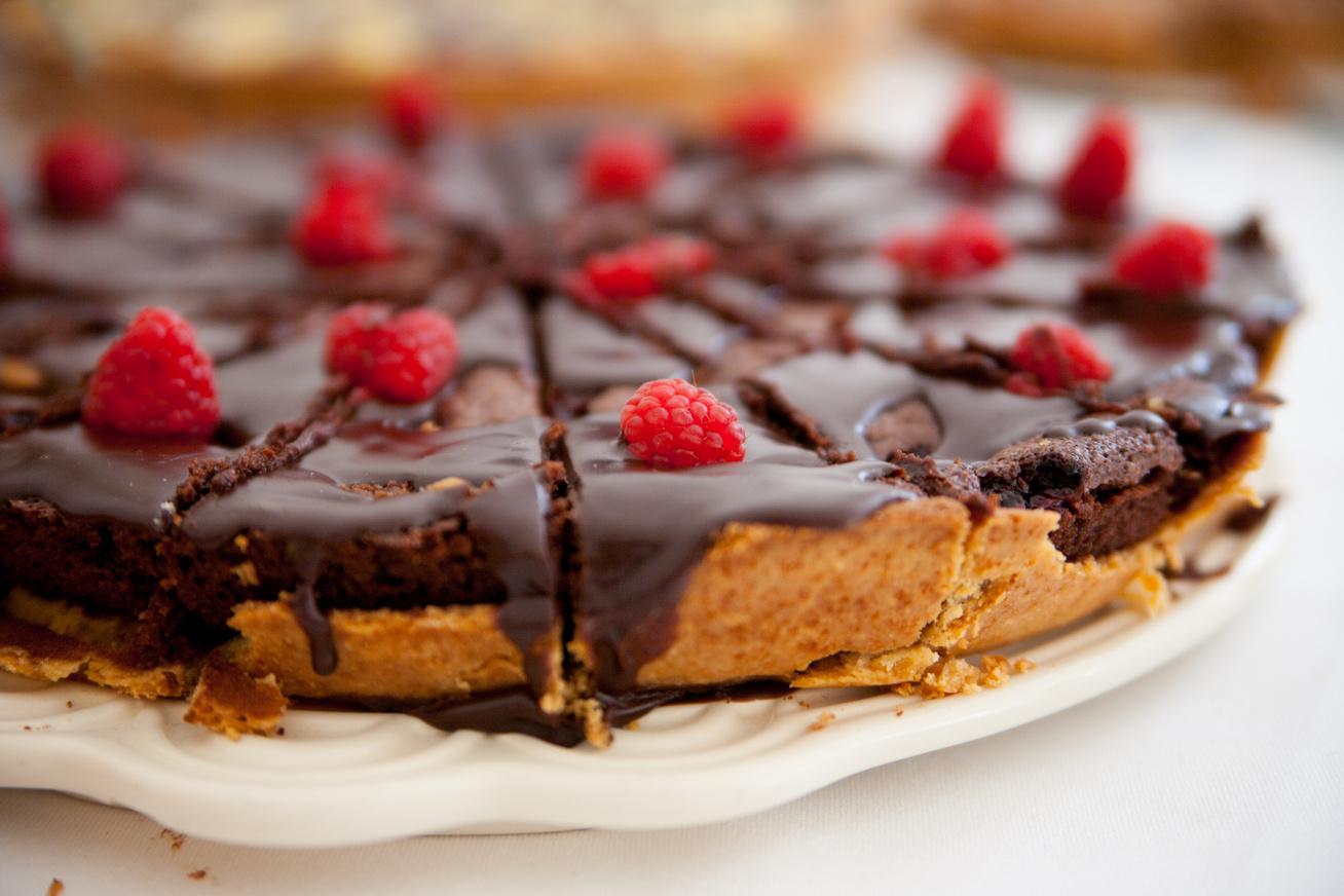Csodás karamellás, csokis pite - Hihetetlenül egyszerű, lágy és nagyon krémes