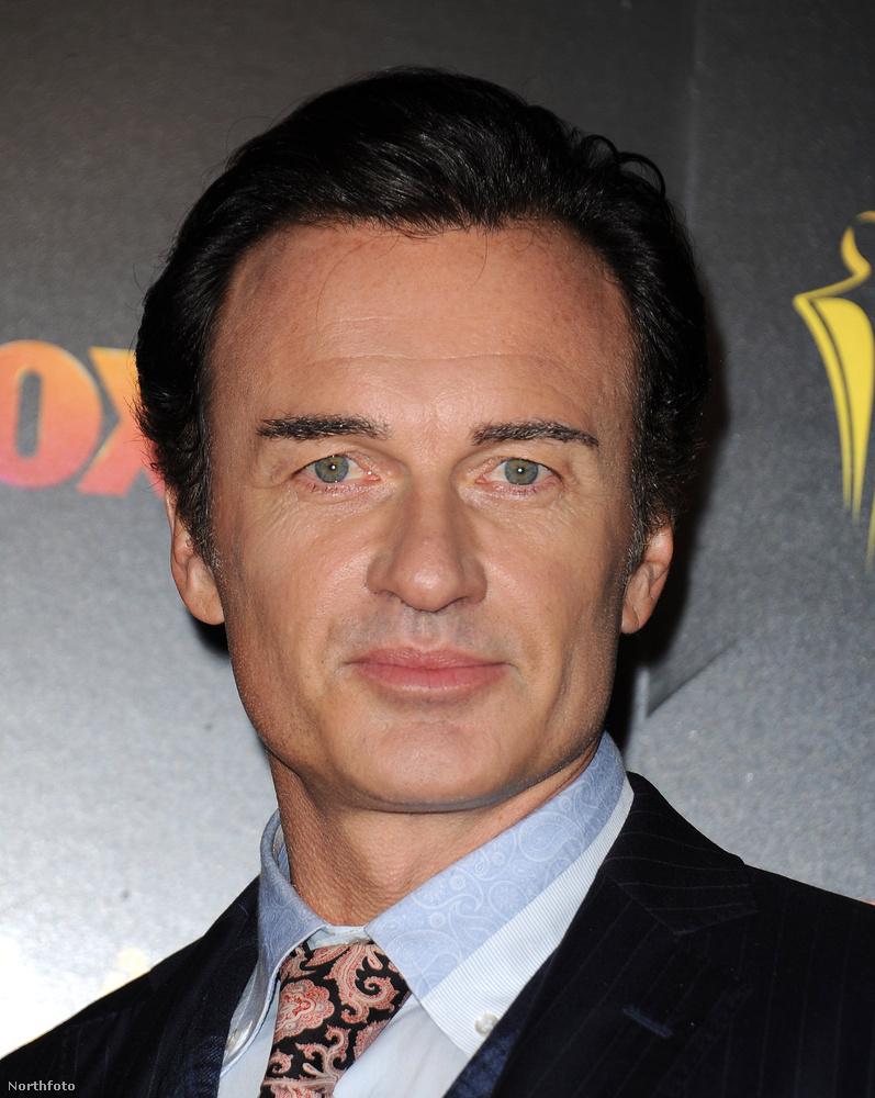 Ugyanez nem mondható el Julian McMahonról, aki szintén a sorozat egyik emblematikus férfi karaktere volt.