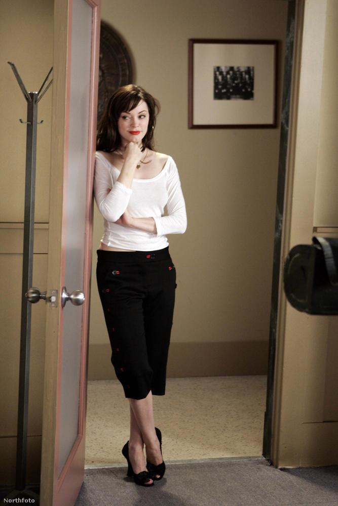 Rose McGowan volt Paige.