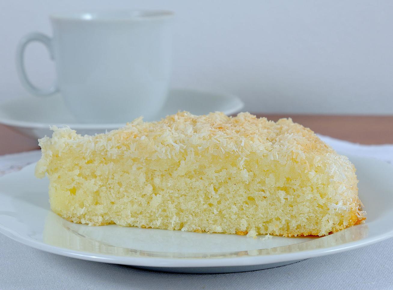 Mennyei kókuszos, tejszínes kevert süti - Nem kell attól tartanod, hogy száraz lesz