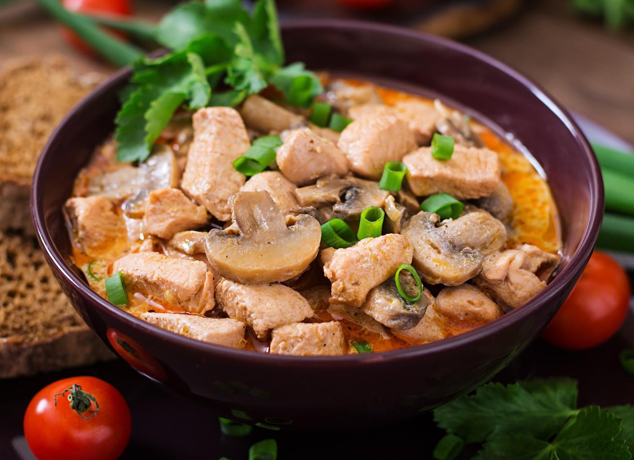 Régimódi bakonyi csirke sok szafttal - Hamarabb kész van, mint sertésből