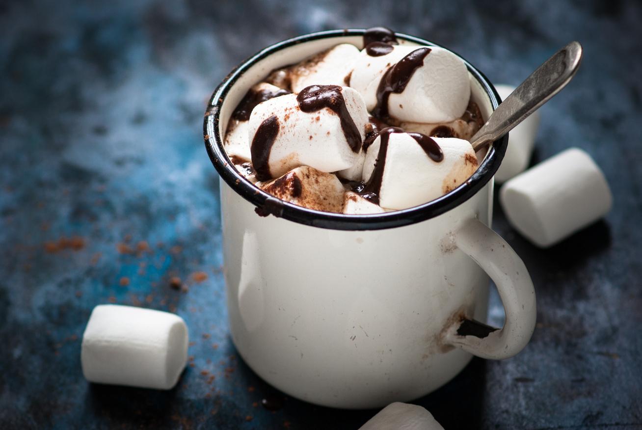 Nutellás forró csoki mindössze 3 hozzávalóból: a legfinomabb téli ital