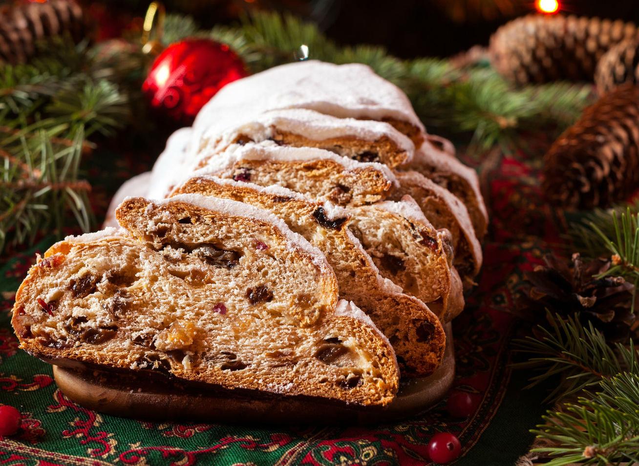 Mesés karácsonyi gyümölcskenyér - Omlós és nagyon finom