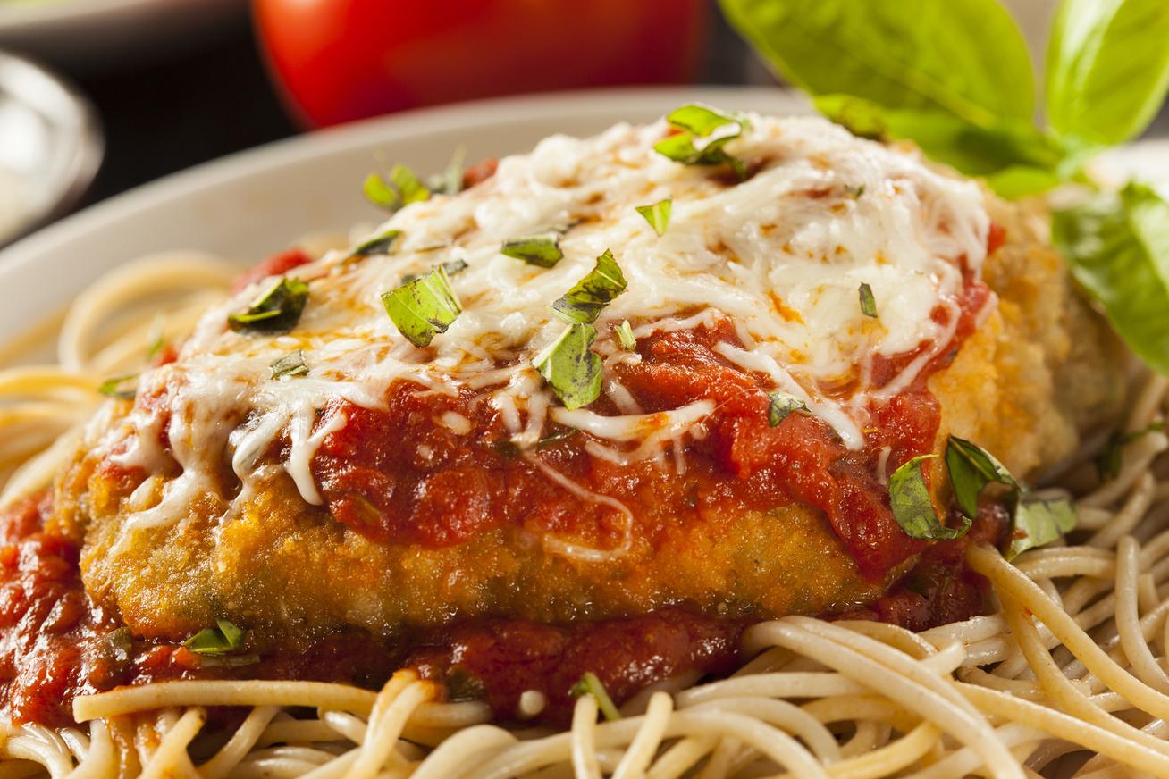 Így készül a különleges olasz rántott hús