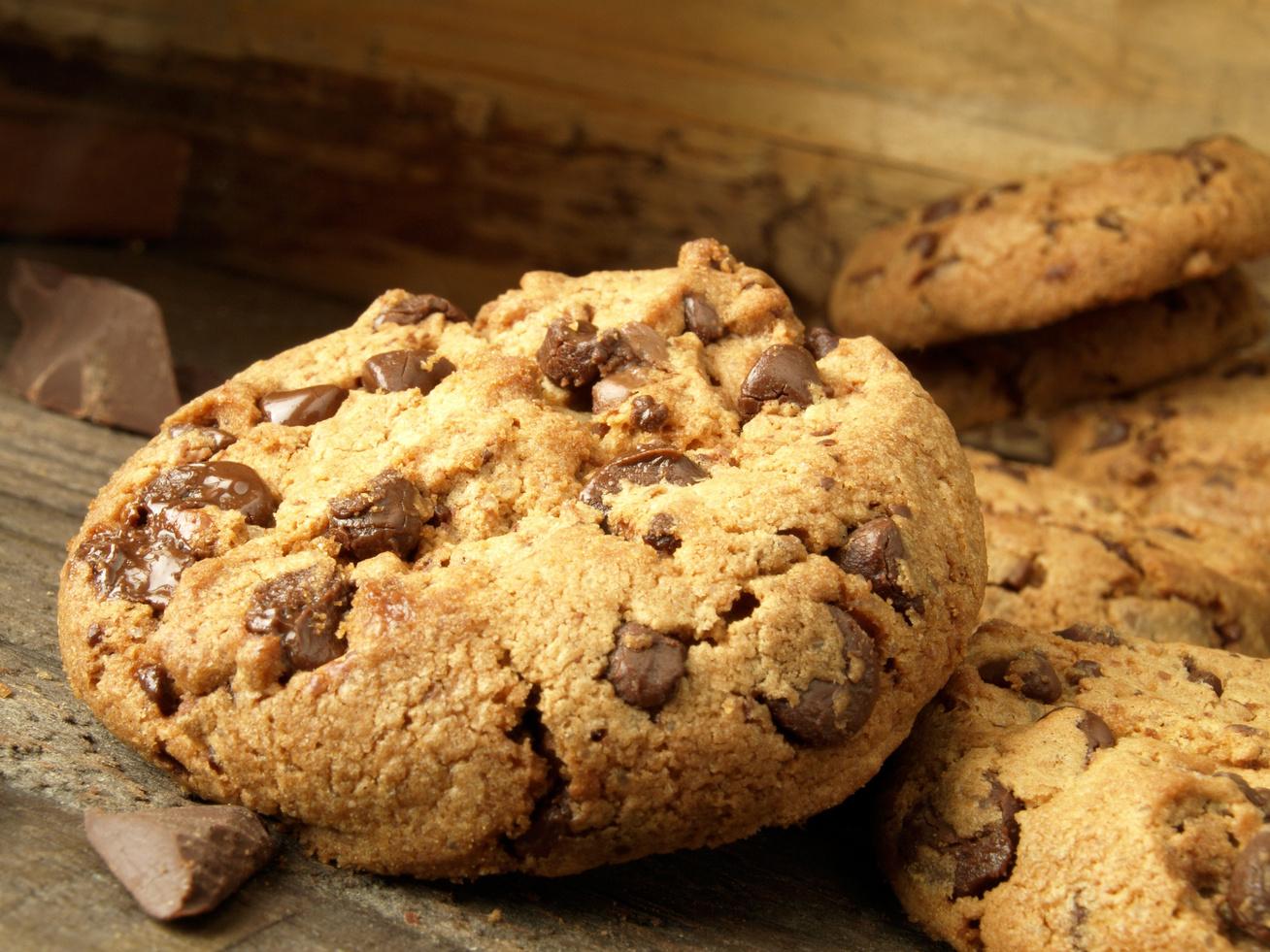 A klasszikus amerikai csokis keksz