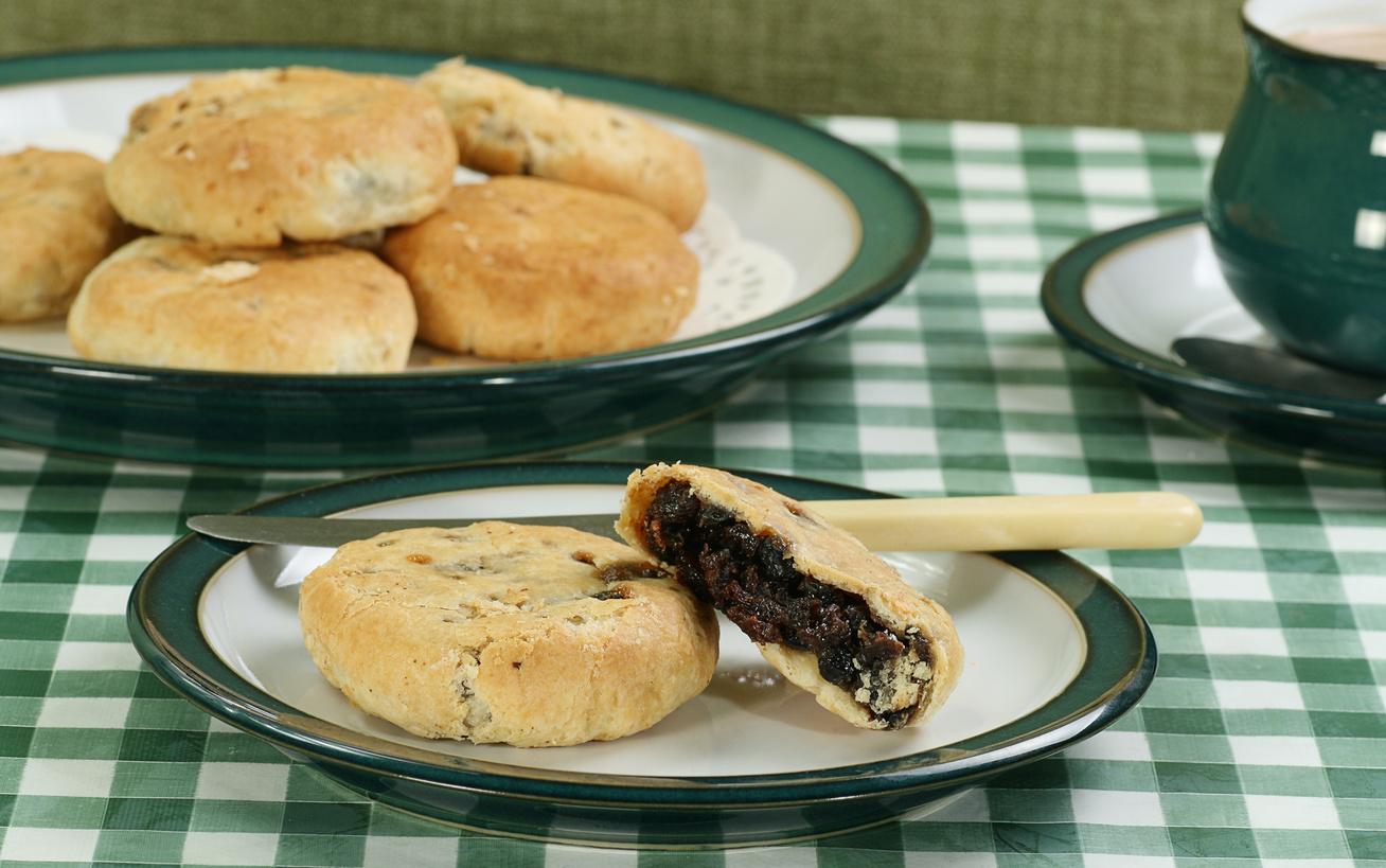 Így készül az angolok kedvenc sütije, az Eccles
