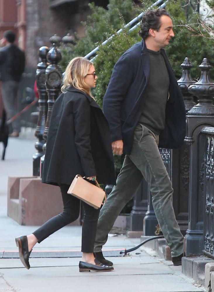A bankár kétszer kérte meg az Olsen-lány kezét