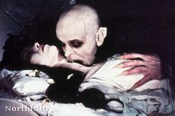 Egy ódivatú vámpír az 1979-es Nosferatu c. filmből