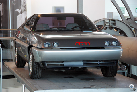 Audi quattro Pininfarina Quartz, 1981