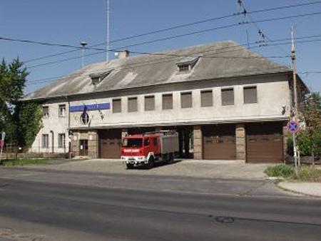 A Zuglói tűzoltóság