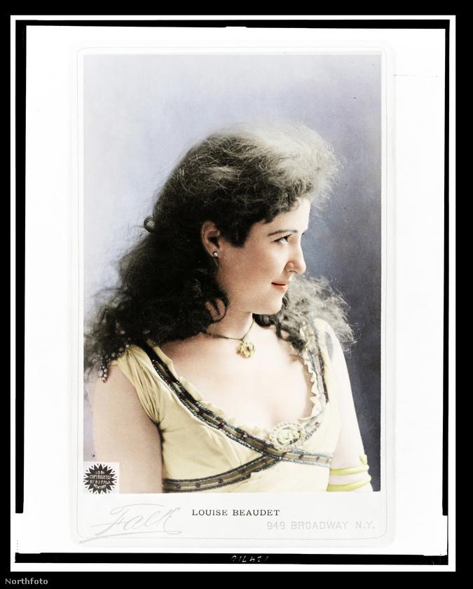 Louise Beaudet szintén színésznő volt