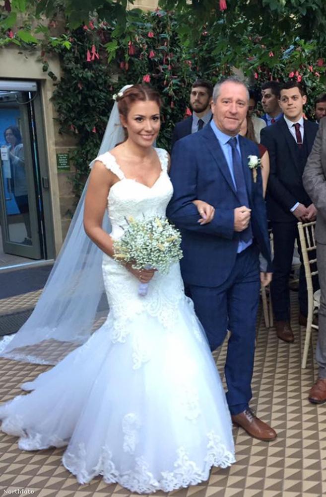 Kívánjuk Danielle Frenchnek, hogy boldog legyen a házassága, azzal együtt, hogy a párkapcsolati boldogság nem elsősorban a testsúlyon múlik.