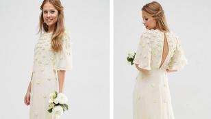 9a3d0ef25c Esküvői ruha - hírek, cikkek az Indexen