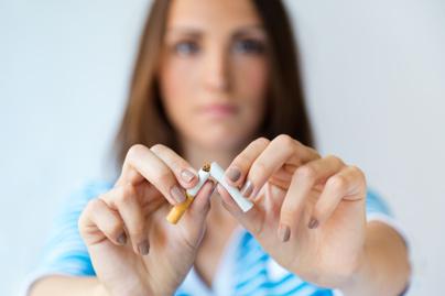 A tüdő felépül, ha leszokik a dohányzásról
