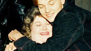 Leonardo DiCaprio megható búcsút vett a színésznőtől, aki az édesanyját játszotta