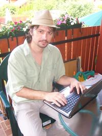 Somogyi György író, képregényíró