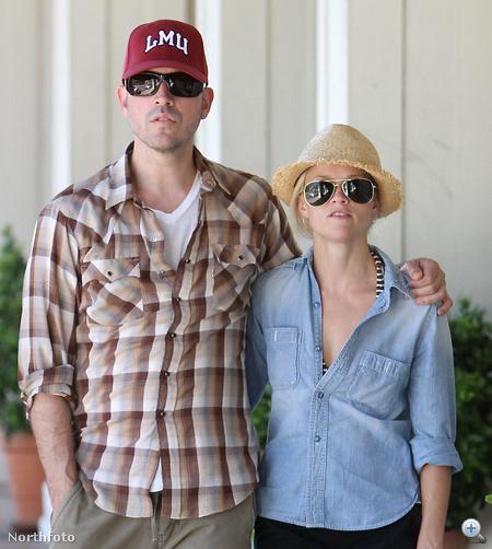 Toth és Witherspoon idén tavasszal Malibuban