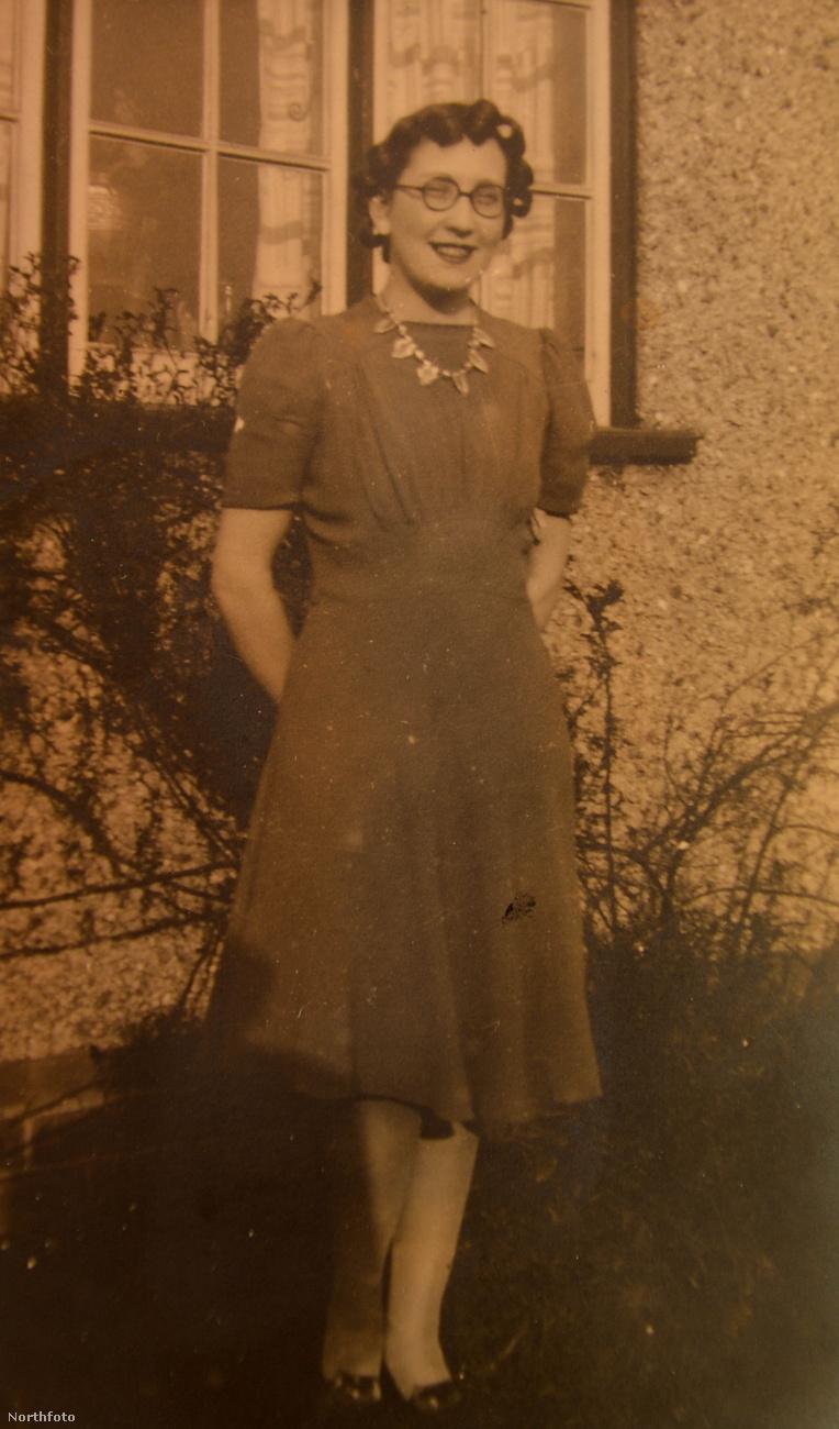 Phyllis Loftus egy angol nő, és 1940 augusztusában ment férjhez egy nála hat évvel idősebb férfihez.
