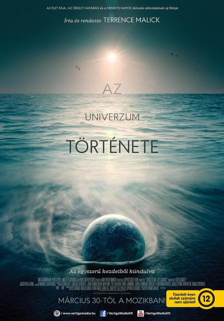 az-univerzum-tortenete plakat