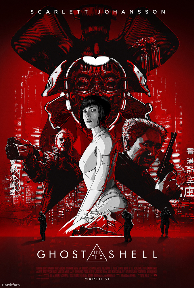 Elő is vezetjük önnek a film plakátját, hogy lássa, miről beszélünk, és azt, hogy mennyire nem hasonlít Scarlett Johannson Scarlett Johanssonra