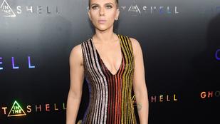 Scarlett Johanssonon volt mit nézni ezen a bemutatón