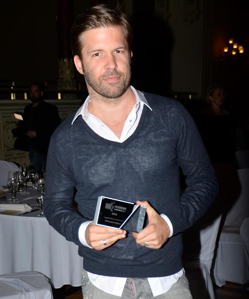 Sebestyén Balázs nemcsak tavaly, de idén is átvehette a legjobb műsorvezetőnek járó díjat, sőt, Gyertek át! című műsora is nyert a comedy show kategóriában.