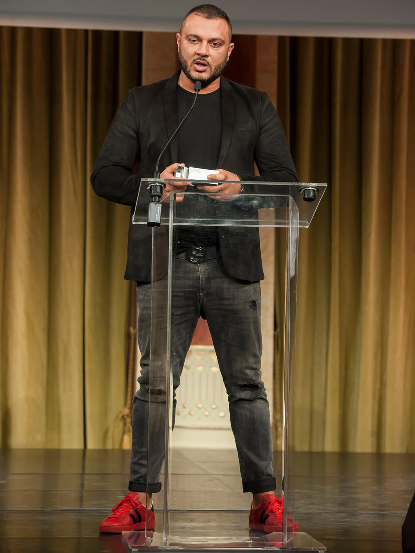 A zsűritag kategória jelöltjei közül Gáspár Lacit szólították a színpadra. Szerinte az elismerés nemcsak őt illeti meg, az X-Faktor négy mentorával csapatként dolgoztak, a díj a többi mentornak is szól.