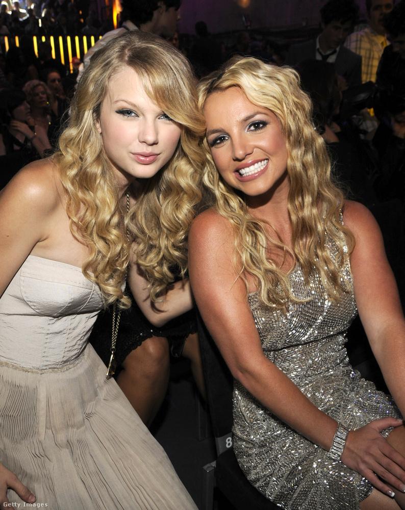 Britney Spears és Taylor Swift nyilván nem egymással állt romantikus kapcsolatban, de a szakításaikat többnyire hasonlóképp szokták kezelni