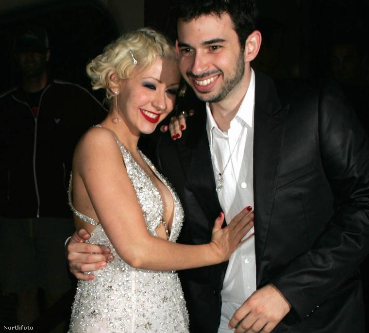Christina Aguilera és férje, Jordan Bratman öt év házasság után intett búcsút egymásnak még 2010-ben