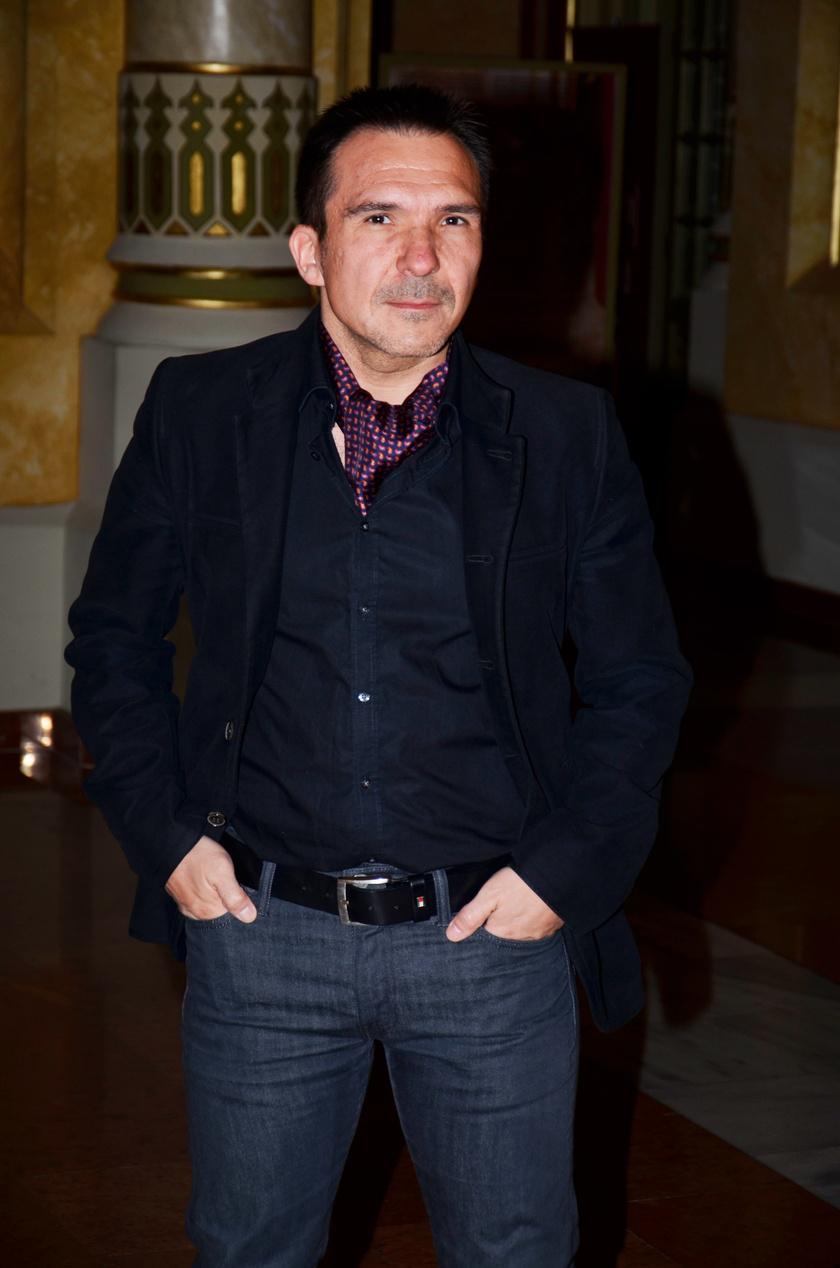 A Gál Ferit játszó Végh Zsolt volt az Aranyélet második évadának második számú főgonosza - a rajongók körében hamar népszerű lett.