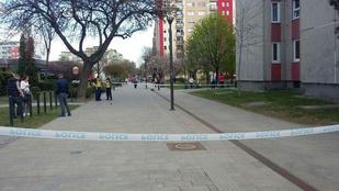 Lövöldözés volt a XIII. kerületben