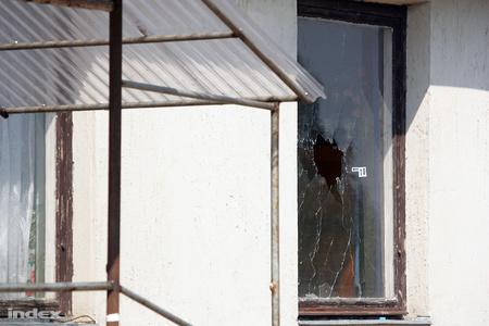 A kislétai gyilkosság helyszíne (fotó: Barakonyi Szabolcs)