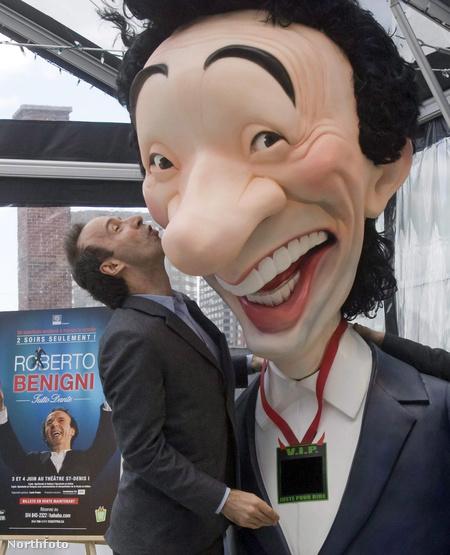 Roberto Benigni - olasz humorista