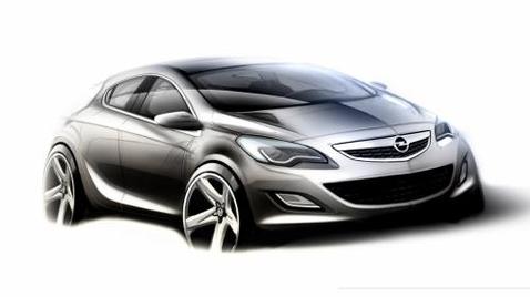 Vajon ilyen lesz az új Astra OPC?
