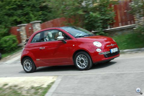Ez nem női autó kérem, a színe ugyan körömlakkos kicsit