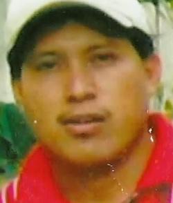 Macario Cruz, Lopez áldozata