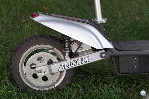 Lengővilla, tekercsrogó - Angell vagyok, ha megnövök, motor leszek