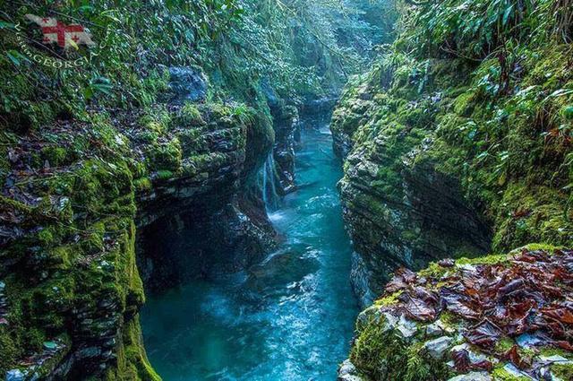 Nem véletlenül emeltük ki: az Okatse-kanyon