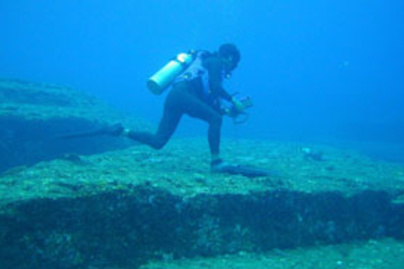 yonaguni monuments lead